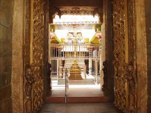 Arulmigu Soundarraja Perumal Temple Entrance