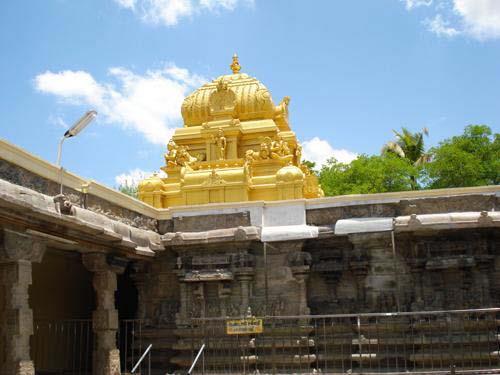 Sanctum Tower Arulmigu Soundarraja Perumal Temple