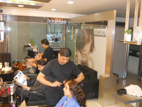 Beauty Parlor in Dombivli