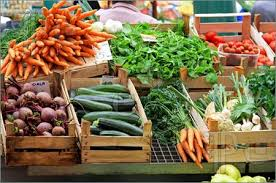 Vegetable Wholesale Market in Etawah