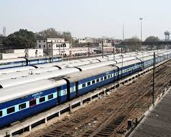Trains to and from Etawah
