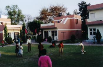 SOS Village in Faridabad