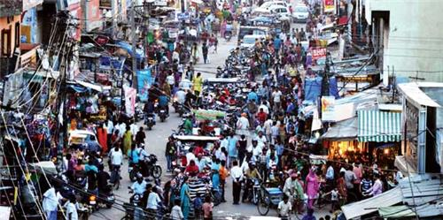 Local Market in Faridabad