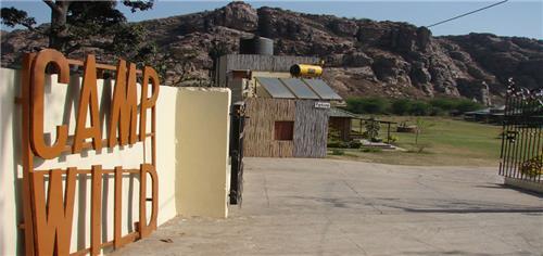 Camp WIld Dhauj