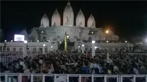 Lakshmi Narayan Temple in Faridabad