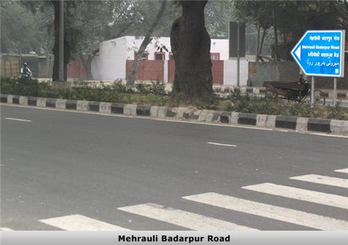 Important road for Faridabad