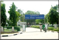 Municipal Corporation of Faridabad