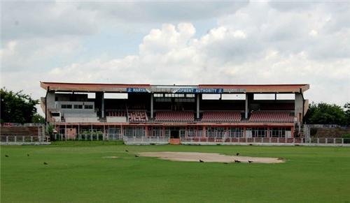 Stadiums in Faridabad