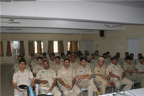 Police in Faridabad