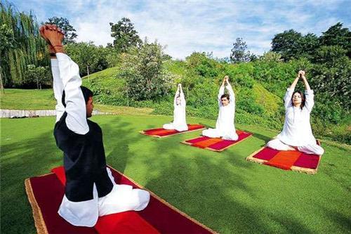 Meditation and Yoga Center