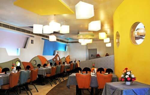 Petal Restaurant in Gandhidham
