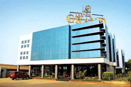 Business Hotel in Gandhidham