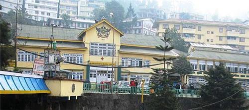 Hospitals in Gangtok