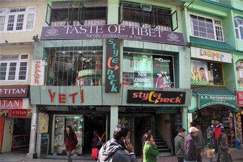 Restaurants in Gangtok