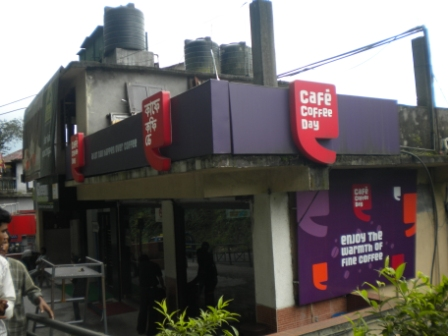 Coffee shops in Gangtok