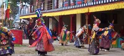 Festivals in Gangtok