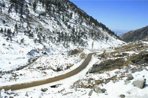 Nathula road