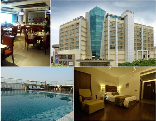 Sarovar Portico Ghaziabad Address