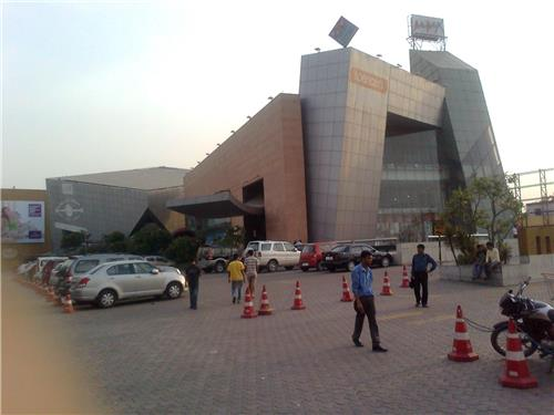 Location of MMX Mall in Ghaziabad