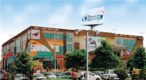 Shopprix Mall Packed with Branded Shops