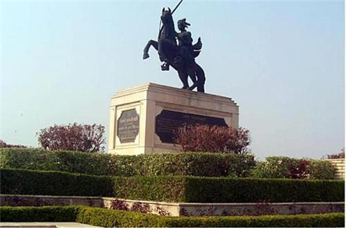 Attractions of Swarna Jayanti Park in Indirapuram Ghaziabad