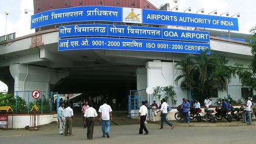 Airways in Goa