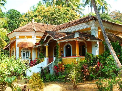 Portuguese Architecture in Goa