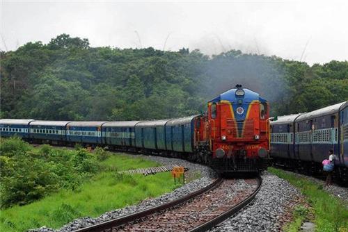 Railways in Goa