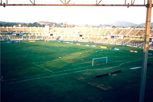 Stadiums in Goa