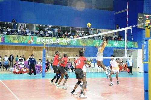 International sporting activities in Goa