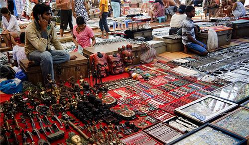 Flea Markets in Goa