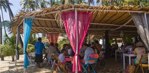 Best Beach shacks in Goa