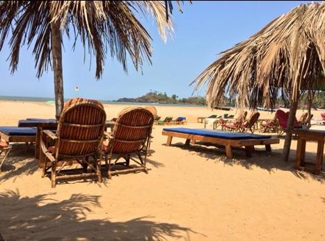 Best Beach Huts in Goa