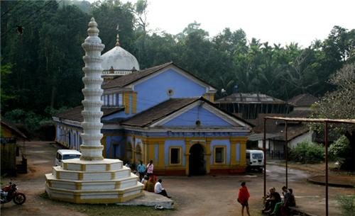 Temples in Goa