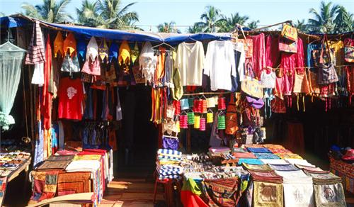 Shopping in Goa