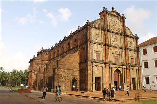 Travel itineraries for Goan churches