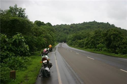 Road trips in Goa