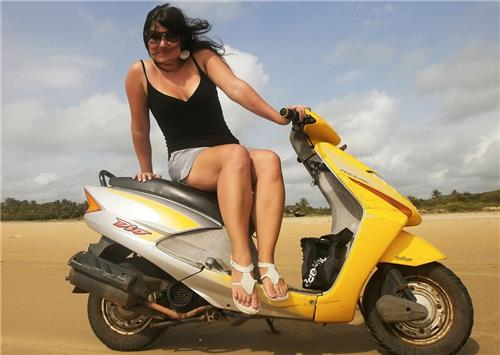 Solo women travelling in Goa