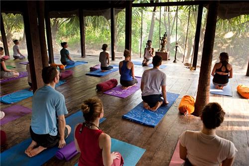 Yoga retreats in Goa