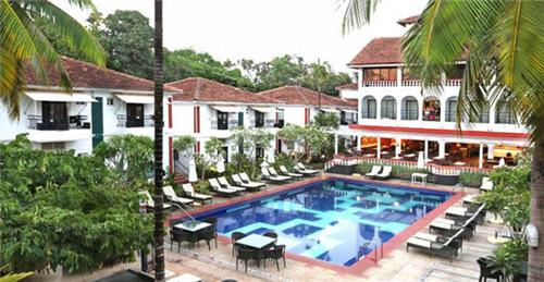 Accommodation options in Goa
