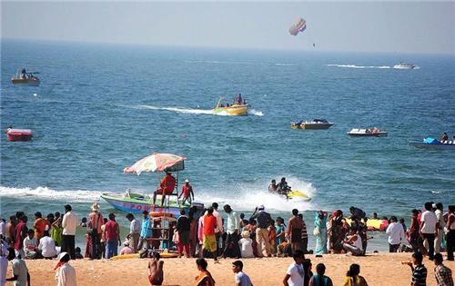 About Calangute