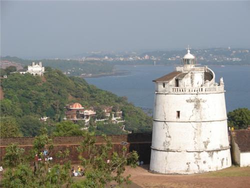 Historical Fort Aguada