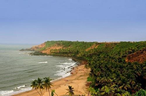 Betul Beach in Goa
