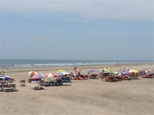 Ashwem Beach in Goa