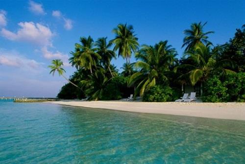 Bambolim Beach in Goa