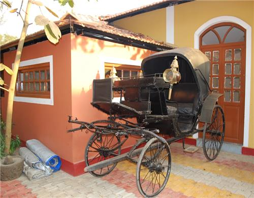 Goa Chitra Museum Attractions-Credit Google
