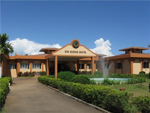 The Science Center at Goa, Panaji-Credit Panoramia