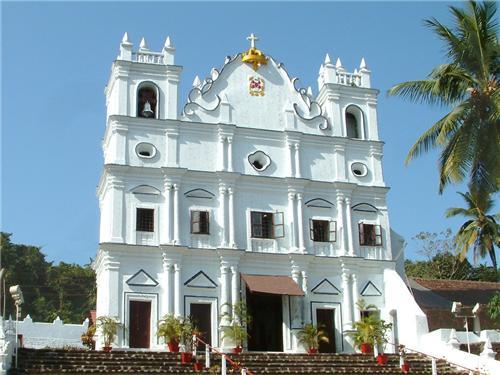Reis Magos Church in Panaji