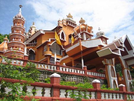 Religious destinations Goa