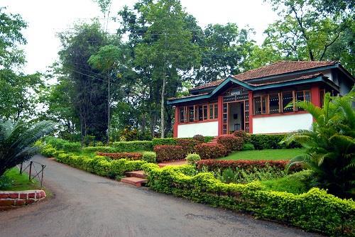 Bondla Wildlife Sanctuary in Ponda